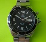 Часы. Ориент / Orient EM 65 - A00 T - на ходу, фото №4