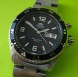 Часы. Ориент / Orient EM 65 - A00 T - на ходу, фото №5