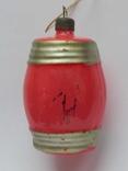 Елочная игрушка Бочонок меда №32022, фото №2
