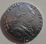 Великобритания 1 шиллинг 1787г. George III. UNC., фото №6