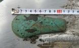 Трипольский медный топор (среднее Триполье этап В, фото №2