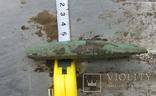 Трипольский медный топор (среднее Триполье этап В, фото №4