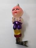 Ёлочная игрушка Чипалино СССР, фото №2