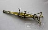 Елочная игрушка Ракета №32047, фото №3