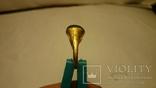 Золотой перстень Хазары конец 8 в.- начало 10 века, фото №5