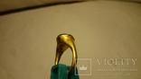 Золотой перстень Хазары конец 8 в.- начало 10 века, фото №8