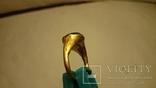 Золотой перстень Хазары конец 8 в.- начало 10 века, фото №9