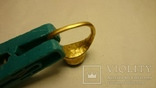 Золотой перстень Хазары конец 8 в.- начало 10 века, фото №11