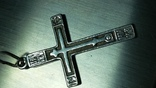 Крестик 925пр., фото №5