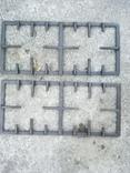 Решетки для газовой плиты или мангал, фото №3