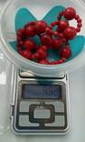 Бусы из коралла. 49 грамм ., фото №6