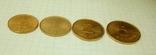 Четыре монеты Республики Северная Македония с представителями фауны., фото №13