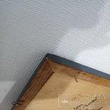 Картина «Натюрморт «Блики». Художник Ellen ORRO. дерево/акрил, 19.5х29.5, 1994 г., фото №12