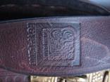 Ягдташ.сумка охотника.кожа.ручная работа(1), фото №5