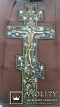 Крест 36см. Две эмали, фото №2