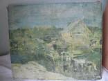 Пейзаж  печать на холсте с подрамником., фото №2