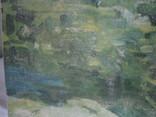 Пейзаж  печать на холсте с подрамником., фото №6