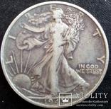 1/2 доллара 1943, фото №7