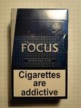 Сигареты FOCUS фото 2