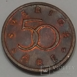Швеція 50 ере, 2004