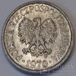 Польща 5 грошей, 1970 фото 2