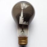 Агитационная лампочка «50 лет Октября» 1967-й год., фото №3