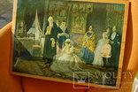 Картина на доске--интересный сюжет, фото №2
