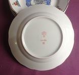 Тарелки закусочные Царевна-лебедь. Фарфор, Коростень., фото №6