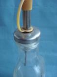 Бутылочка с дозатором из под макового масла., фото №3