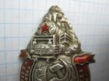Профсоюз Работников А.Транспорта СССР ( Серебро), фото №6