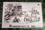 Сборная Модель Повозки Artesania Latina 1887 Chuck Wagon Round-Wagon Wooden Kit, фото №3