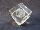 Кубик с Земным шаром, фото №4