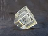 Кубик с Земным шаром, фото №5
