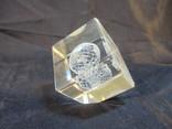 Кубик с Земным шаром, фото №7