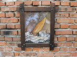 Картина Маслом MULERO _ Флот під час Шторму