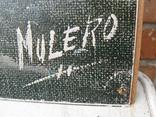 Картина Маслом MULERO _ Флот під час Шторму фото 8