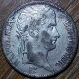 Франция 5 франков 1813 г., фото №2