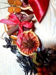 Різдвяний вінок, фото №3