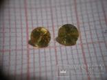 Жёлтые сапфиры огранки КР-57, фото №2