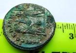 Биллоновый антониниан Constantius I Chlorus 302-303 г. н.э. - мондвор Антиохия., фото №5
