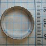 Серебряное Кольцо с Молитвой Спаси и Сохрани 925 проба Размер 19.25 Серебро 279 фото 3