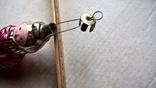 Ёлочная игрушка Космонавт., фото №6