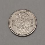 Норвегія 10 ере, 1964