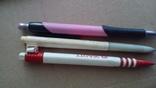 Ручки шариковые   3шт .  разные, фото №2