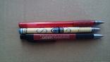 Шариковые ручки  3 шт .   Разные, фото №2