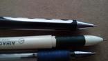 Шариковые ручки  3 шт.  Разные, фото №4