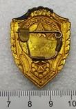 Отличник Советской Армии Тяжелый Булавка, фото №3