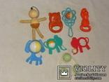 Старые игрушки - погремушки., фото №3