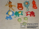 Старые игрушки - погремушки., фото №5