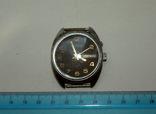 """Часы """"Слава"""", СССР,  26 камней, рабочие, фото №6"""